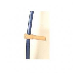 Anello per manico tubo per falce fieno