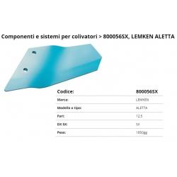 Aletta  SX Sp. 10 (3374419) LEMKEN