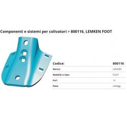 Universal Foot (Piede) Sp. 10 (4679105) LEMKEN
