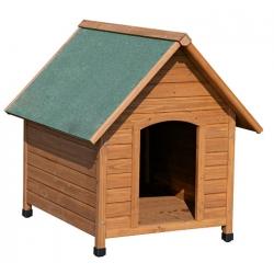 Cuccia x cane in legno 100x88x99