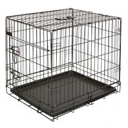 gabbia per cani 63x48x57 1porta
