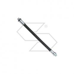 tubo alta pressione in gomma 1000 mm.
