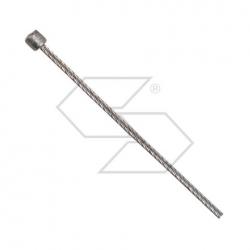 Cavo Gas D.1,2X2500 T.Cil.3x3
