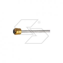 Cavo frizione nudo D.3L.1600 mm