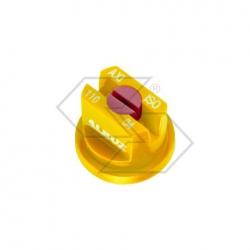 Set 8 ugelliI albuz axi 110° giallo