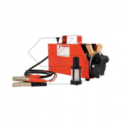Pompa travaso 12/24 V. x gasolio