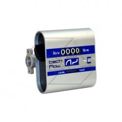 Contalitri meccanico gasolio 4 cifre 20-80 lt