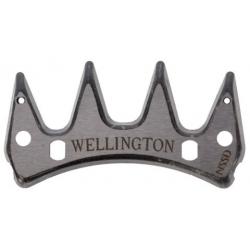 """Contropettine univ""""Wellington"""" 4 denti"""
