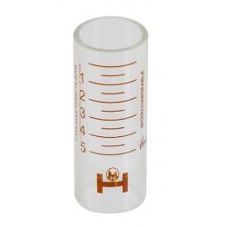Cilindro di ricambio 5 ml x siringa 2322/2323