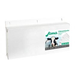 Filtri a calza per il latte cucibili 455x57