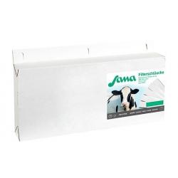 Filtro a calza x il latte cuciti 450x75mm (200pz)