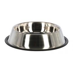 Ciotola x cani in acciaio inox antiscivolo 2800 ml