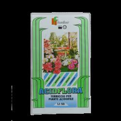 Terriccio ACIDFLORA per acidofile 20 lt
