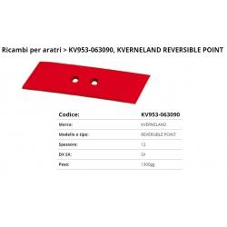 Vomere/21 kev Int. 40 F. 14.5 P. 65x12x260 (063090) SX