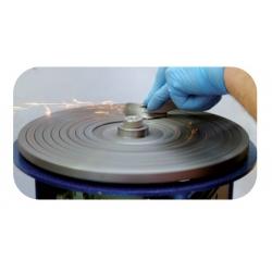 Disco per lapidario in lega di alluminio Ø 300 mm