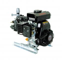 Motopompa Irrorazione spinta 20 KAMA 4T. 2,5 HP Benzina