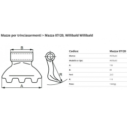 Mazze EM07-20 F. 20.5