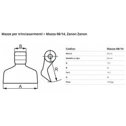 Mazze EM08-14 F. 14.5