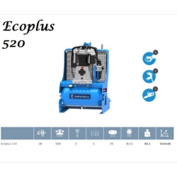 Compress. ECOPLUS 520/M Portato 18HP