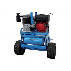 Motocompressore MC1200 KOMBI portato 15LD 440 11HP Avv.El.