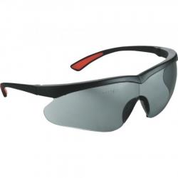 occhiale prot. a stanghetta lenti grigie*