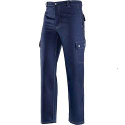 Pantalone 100% cotone Blu Mis. 42 (XS)