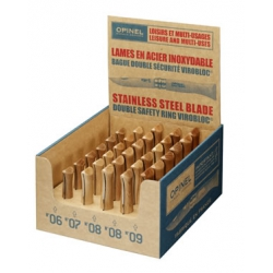 Box OPINEL lama inox