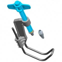 Foratore inseritore, pinza x tubi in PE