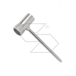 chiave combinata  19-cacc.croce  7mm