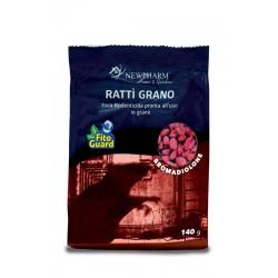 Topicida in grano Ratigrano rosso 140 gr