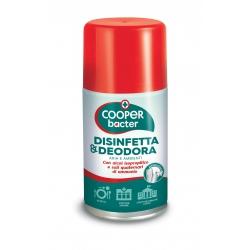 Aerosol disinfettante/deodorante per sanificazione aria e ambienti 250ml