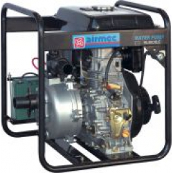 "Motopompa Diesel HL50-CXLE 6HP 2"" 400 LT/M Prev. 50Mt."