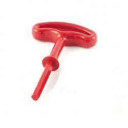 Chiave rossa x derivazioni tubo LAYflat