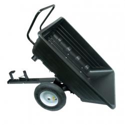 Carrello per trattorini SP22111 350Kg.* PVC