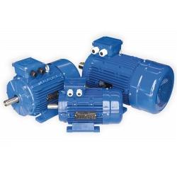 Motore monofase 0,5 HP - 2 poli