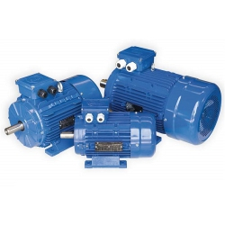 Motore monofase 3 HP - 4 poli