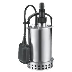Elettropompa SPRING 190 sommergibile 1 HP acque chiare inox