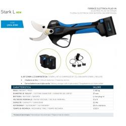 Forbice STARK L Plug-in Ø 37 21,6V   2 batterie (EXLN24.0300)