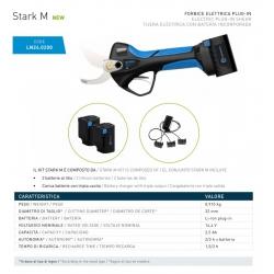 Forbice STARK M Plug-in Ø 32 14,4V  2 batterie(EXLN24.0200)