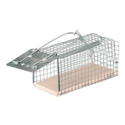 Trappola per topi  a gabbia con molla