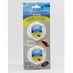 Trappola per scarafaggi (12blister  da 2pz)