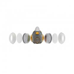 Kit Maschera Etna cpl di filtri ABEK1 P3