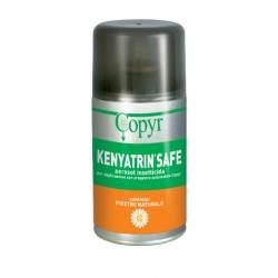 Aerosol insetticida KENYATRIN SAFE 250ml ( conf. pz 6)