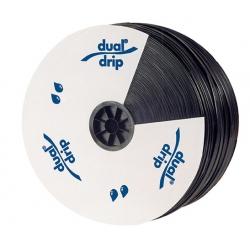Manichetta Dual Drip D.16 P.20 2L/H (200 mt)-8mil