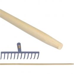 Manico in legno per rastrello cm.150