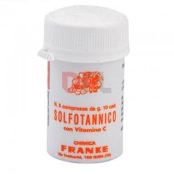Solfotannico in pastiglie conf da kg 1