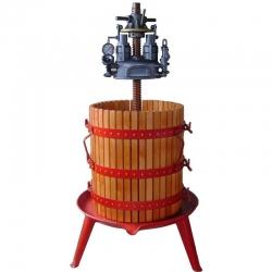 Torchio da vinaccia idraulico D. 50 - Lt. 125