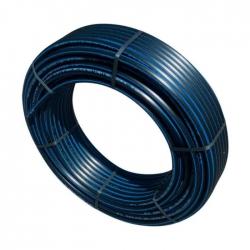 Tubo polietilene alta densità marchio D. 110 PN 10 (50)