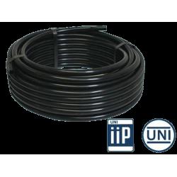 Tubo polietilene bassa densità marchio D. 20 PN 10 (100)