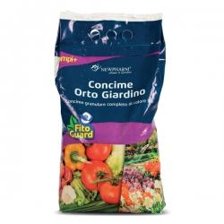 Concime universale orto e giardino 5 kg blu
